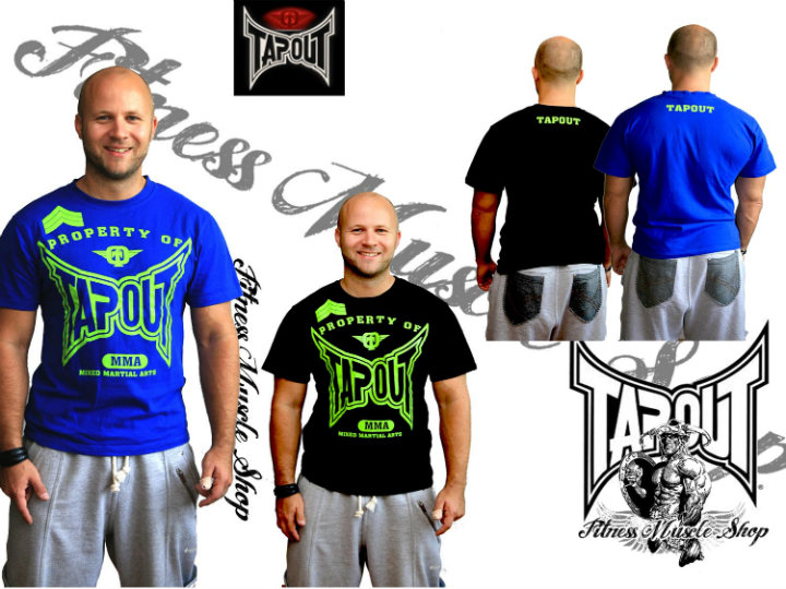 Tapout | FitnessMuscle.eu