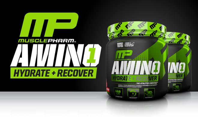 MusclePharm Amino 1 Sport | Kupuj naFitnessMuscle.eu