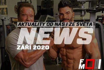Postřehy z Fitness světa 9/2020