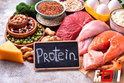 Různé druhy bílkovin a jejich prospěch